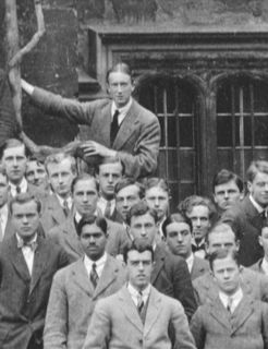 J.R.R. Tolkien, Exeter College, June 1914