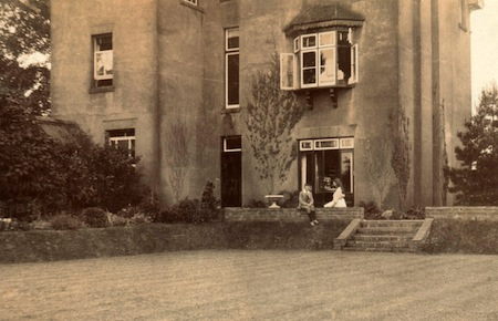 Canterbury House, Marston Green, 1905