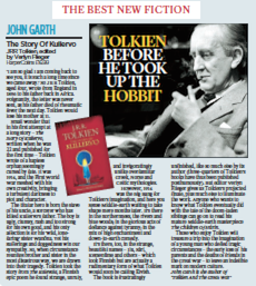 John Garth Mail On Sunday Story of Kullervo Tolkien review